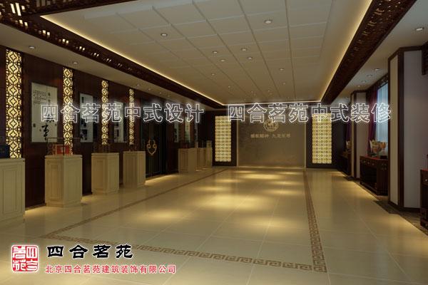 古风潮 新中式茶楼装修效果图 图文